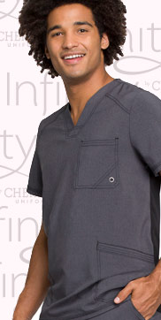 Infinity Scrubs for Men